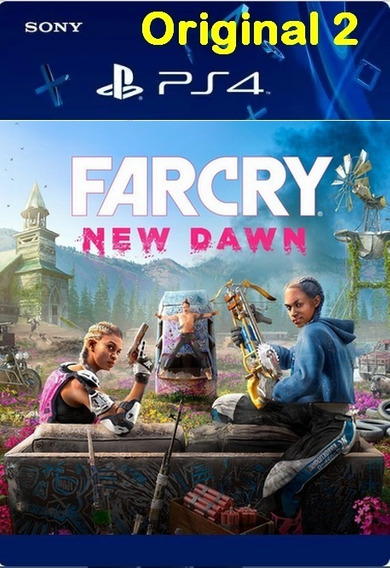 Far Cry New Dawn - Ps4 Code 2 Pt-br