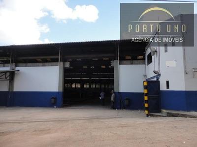 Galpão Para Venda Em Salvador, Pirajá - Cm-2565