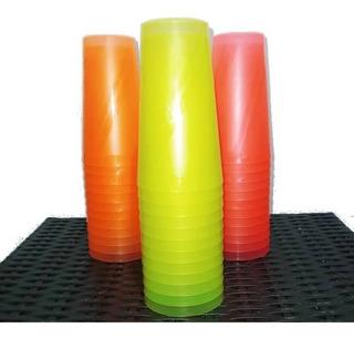 Vasos Licoreros Plásticos De 16 Onzas