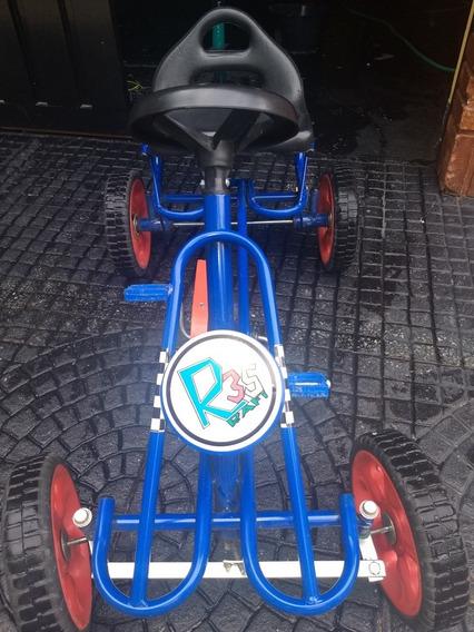 Karting A Pedal Infantil