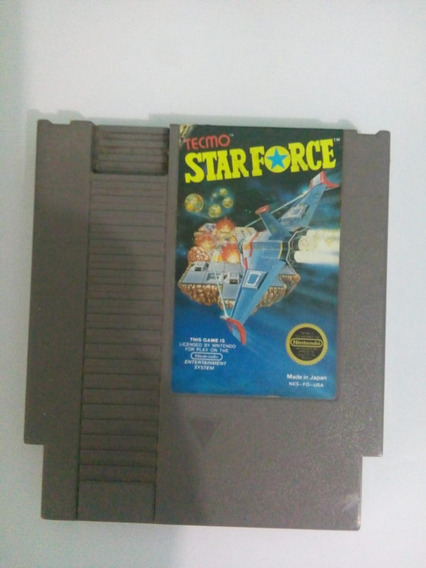 Star Force Do Nintendinho Original