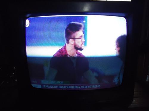 Tv Panasonic  Sem Controle Pequeno Defeito Num Botão