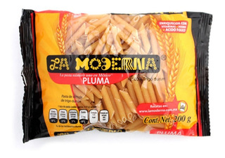 Sopa De Pluma La Moderna 200 Gr