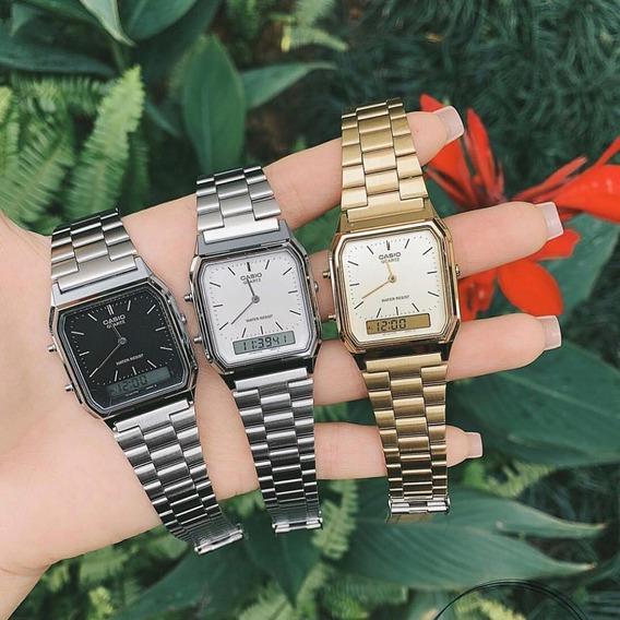 Relógio Casio Aq- 230a- 7dmq