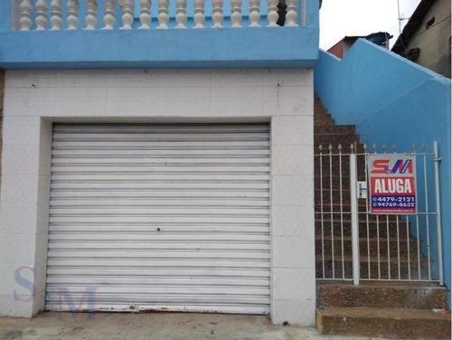 Imagem 1 de 12 de Sobrado Com 3 Dormitórios À Venda, 108 M² Por R$ 340.000,00 - Parque Capuava - Santo André/sp - So0356