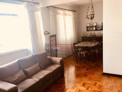 Lindo Apartamento Mobiliado De 170 Metros Na Região Central Bela Vista Sp - Ap0536