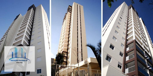 Imagem 1 de 30 de Apartamento Residencial À Venda, São Judas, São Paulo. - Ap2916