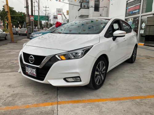 Imagen 1 de 15 de Nissan Versa Advance 2020