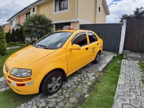 Chevrolet Aveo Family (taxi).