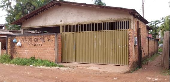 Vendo Em Santana Amapá 1 Casa R$: 100 Mil
