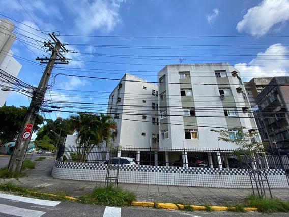 Apartamento Em Boa Vista, Recife/pe De 129m² 3 Quartos Para Locação R$ 1.200,00/mes - Ap532908