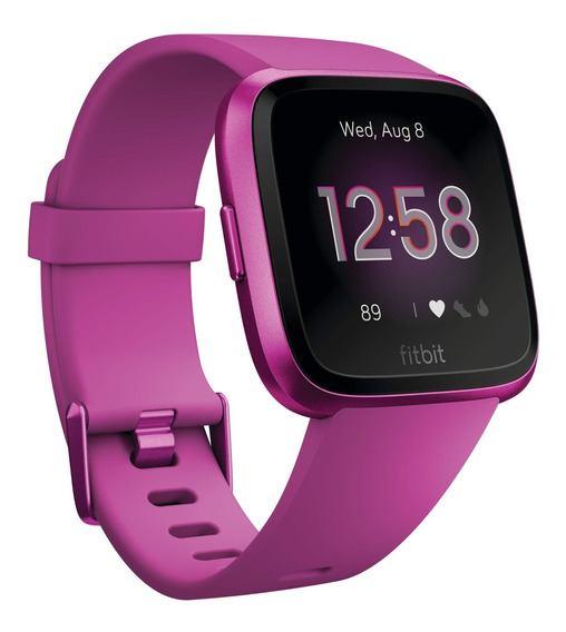 Fitbit Versa Lite Edition Smart Watch, One Size (s & L Bands