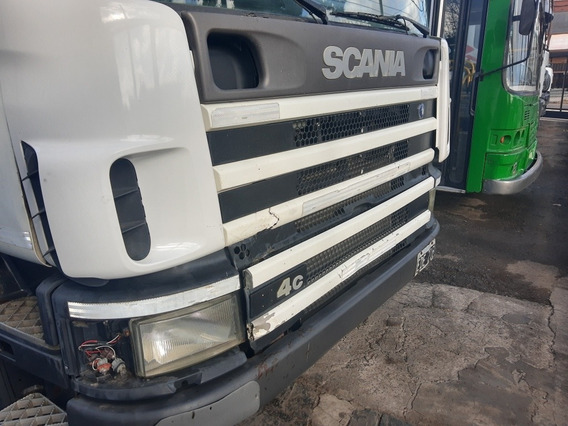 Scania Doble Diferencial