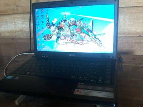 Notebook Lg - Bateria Viciada E Configuração Desatualizada!!
