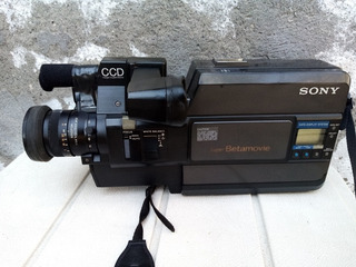 Videocamara Sony Vintage Beta Movie