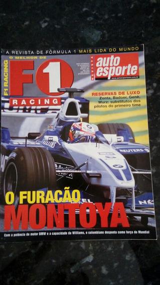 F1 Racing Suplemento N 432 Maio 2001
