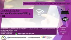Curso De Instalación De Redes Wifi Y Lan