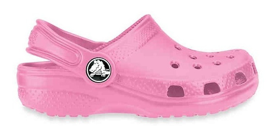 Crocs Classic Originales Niños Pink Lemonade