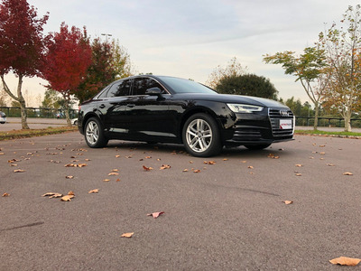 Audi A4 Sedan Launch Edition - 2017