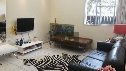 Apartamento À Venda, 82 M² Por R$ 530.000,00 - Cambuci - São Paulo/sp - Ap37586