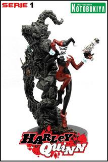 Harley Quinn: Gashapon. Serie 1. Kotobukiya.