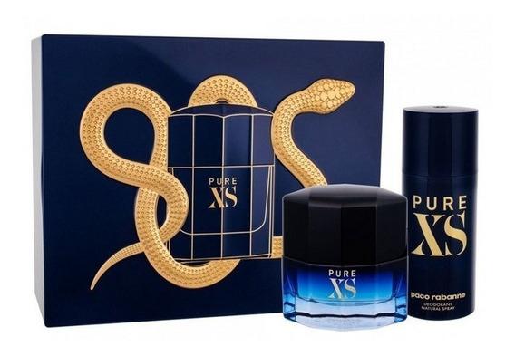 Kit Perfume Paco Rabanne Pure Xs