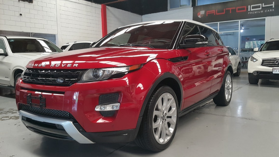 Land Rover Evoque 2013 Dynamic Pack
