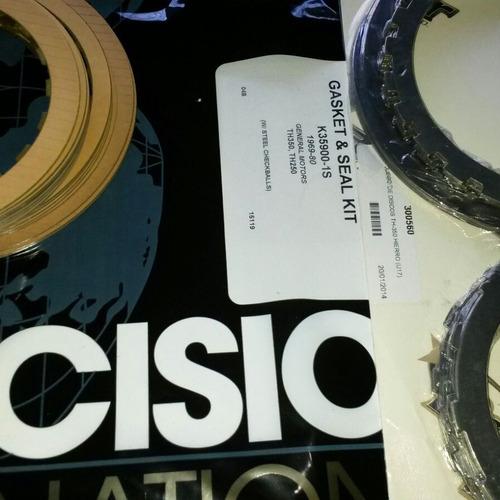 Master Kit Y Banner Kit Para Cajas Automáticas