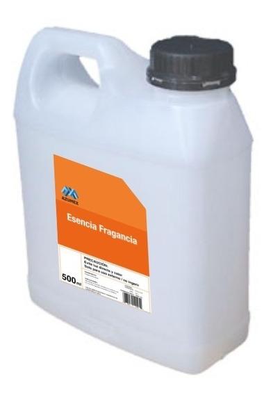 500 Ml Esencia Fragancia Aroma Para Detergente De Ropa