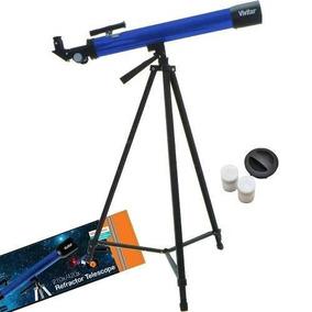 Telescópio / Luneta 150x - Astronômico / Vivtel160x Vivitar