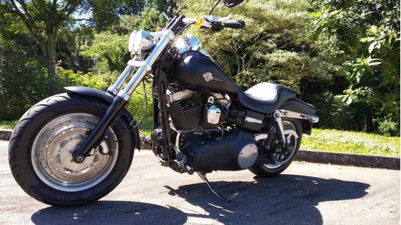 Harley-davidson Fat Bob 1600cc