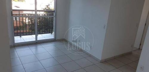 Imagem 1 de 16 de Apartamento Com 2 Dormitórios À Venda, 50 M² Por R$ 290.000,00 - Vila Metalúrgica - Santo André/sp - Ap1472