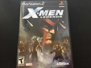 X Men Legends Ps2 Venta Tienda De Videojuegos