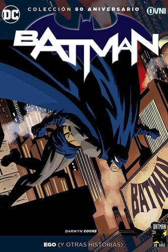 Imagen 1 de 1 de Cómic, Dc, Batman: Ego (y Otras Historias) Ovni Press