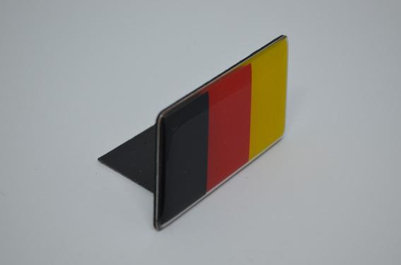 Emblema Grade Audi Germany Alemanha Golf Gti Mk7 Tsi Gol