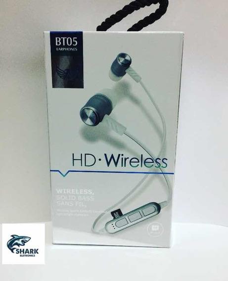 Fone De Ouvido Bluetooth Altomex