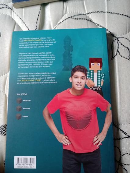 Livros De Contos Sobre Minecraft, E A História Dos Neagle!