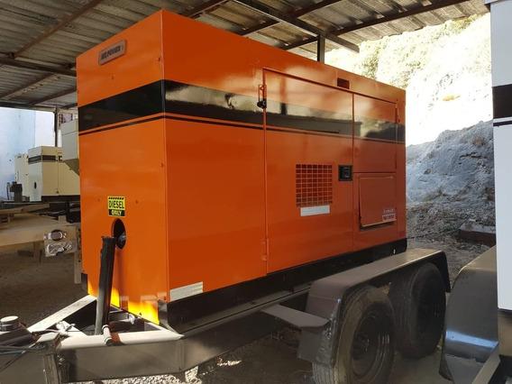 Generador De Luz Multiquip 70 Kva Diesel Nacional Garantia