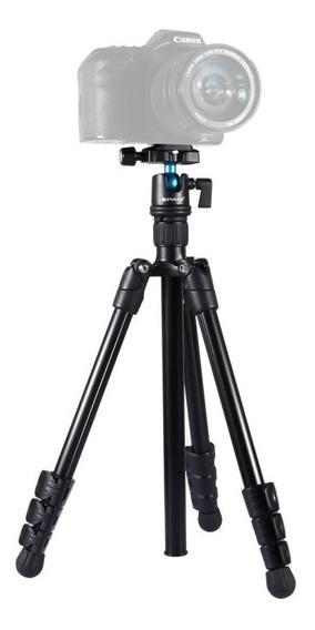 Mini Tripie Portátil 4 Secciones Puluz 42-130cm 360 Grados