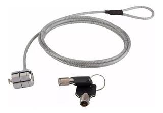 Candado Nisuta Notebook Netbook Cable Acero Llave