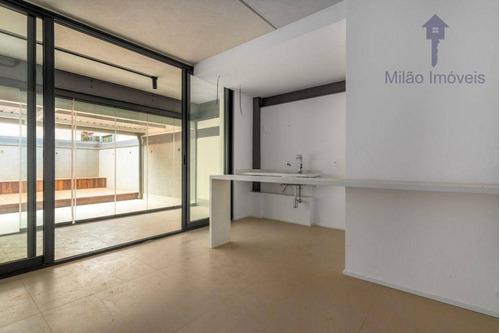 Imagem 1 de 21 de Apartamento 1 Suíte À Venda, 1109 M², Urbic Ibirapuera, Paraíso Em São Paulo/sp - Ap1587