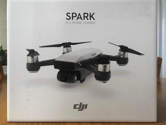 Dji Spark Combo Certificação Anatel De Fábrica 5 Baterias