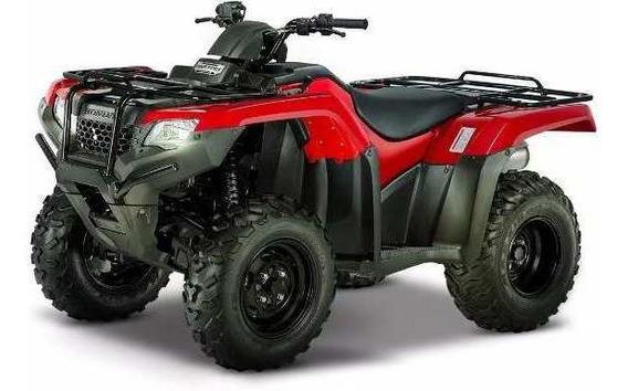 Honda Trx 420 Fm Mecanico