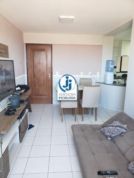 Apartamento Para Venda Em Capim Macio, Com Vista Para O Mar. - Ap14162 - 34503421