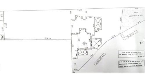 Área À Venda, 2325 M² Por R$ 4.650.000,00 - Centro - Americana/sp - Ar0019