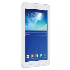 Tablet Samsung Galaxy Branco Tab3 Lite Sm T113 Novo Promoção
