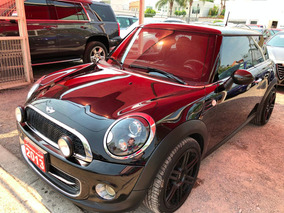 Mini Cooper Chili All Black Auto 2013 Credito Recibo Financi