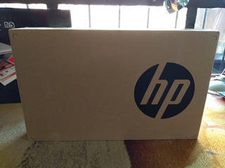 Laptop Hp Blanca Nueva Y Sellada