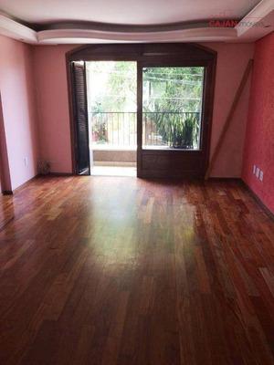 Apartamento Com 2 Dormitórios E 2 Vagas No Bairro Jardim Lindóia - Ap4027
