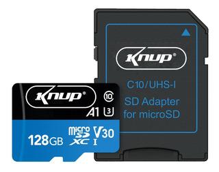 Cartão Memoria 128gb Sdhc Camera V30 N Switch Smartfone M1
